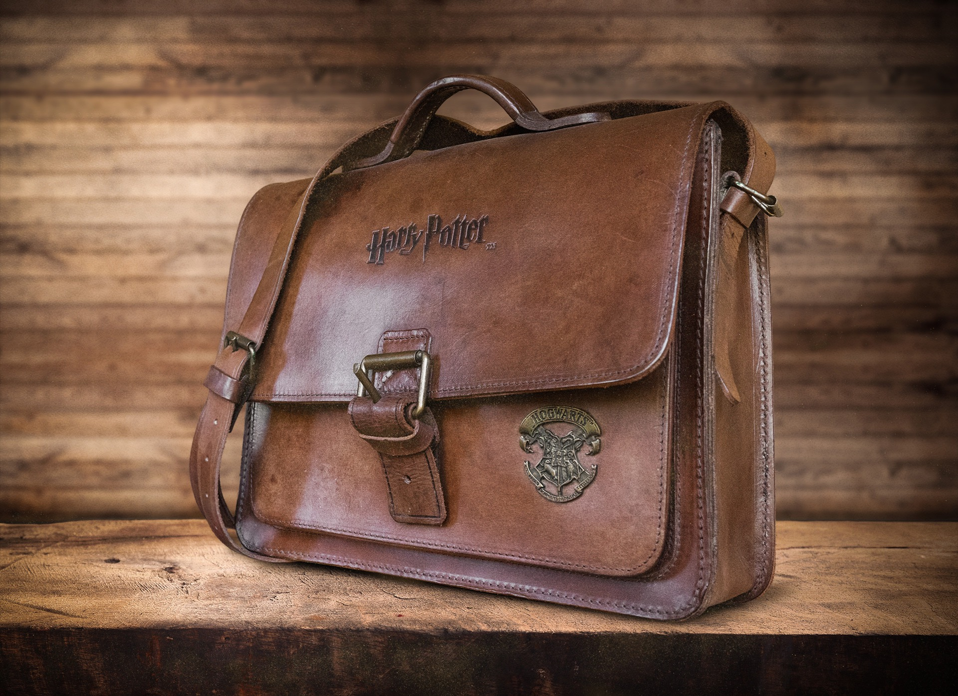 Petit cartable Harry Potter.